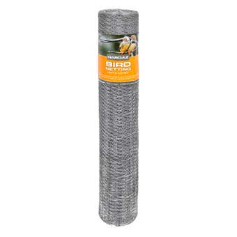 Trio Hardaz Bird Netting 900 x 0.56mm x 30m