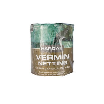 Trio Hardaz Vermin Netting 150 x 0.56mm x 46m