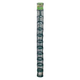 Trio Hardaz PVC Garden Mesh 1200 x 1.6mm x 5m (50 x 50mm Aperture)
