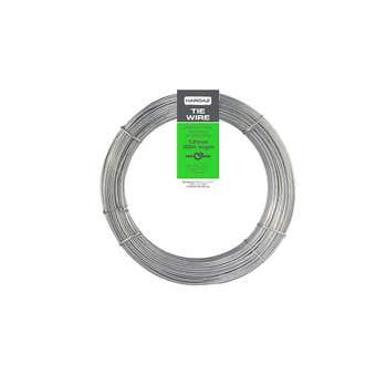 Trio Hardaz Galvanised Tie Wire Dispenser Pack 1.25mm x 100m