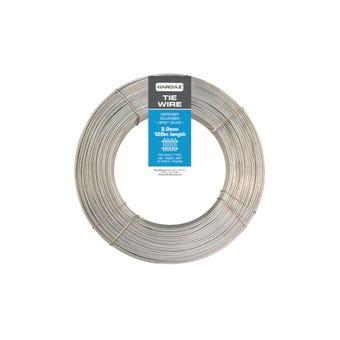 Trio Hardaz Tie Wire Dispenser Pack Galvanised 2.00mm x 20m