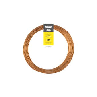 Trio Hardaz Copper Tie Wire 0.6mm x 18m
