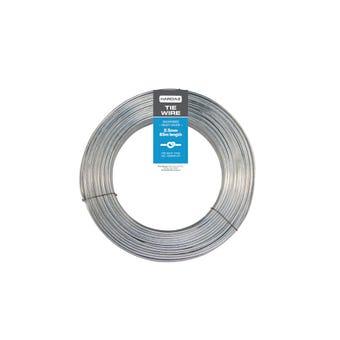Trio Hardaz Tie Wire Galvanised 2.50mm x 65m