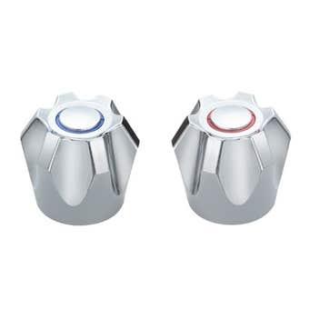 Mildon Sapphire Style Universal Handles Chrome