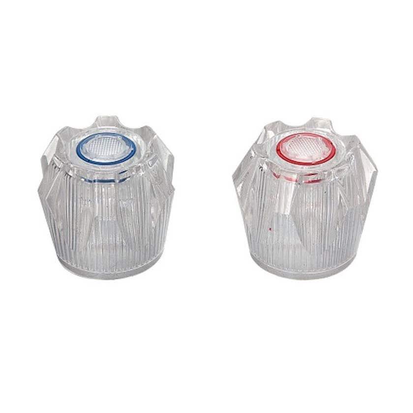 Mildon Sapphire Style Universal Handles Clear