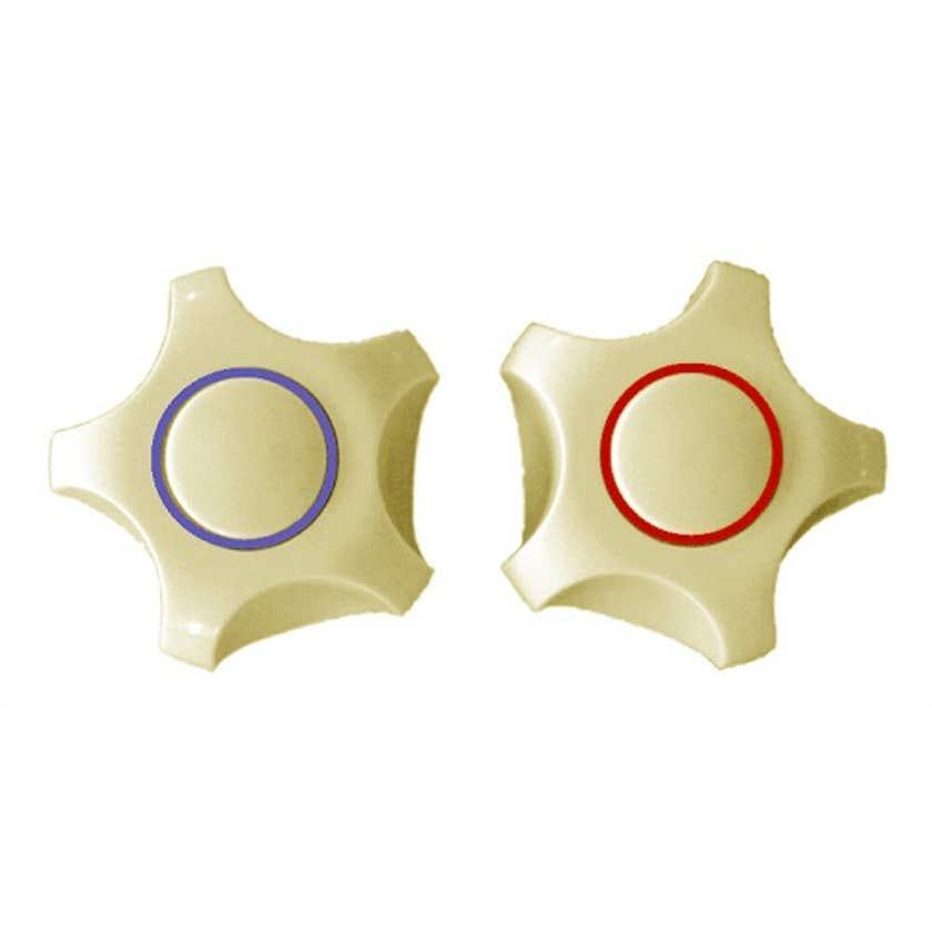 Mildon Opal Style Universal Handle Ivory