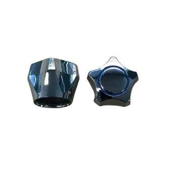 Mildon Opal Style Universal Handles Chrome