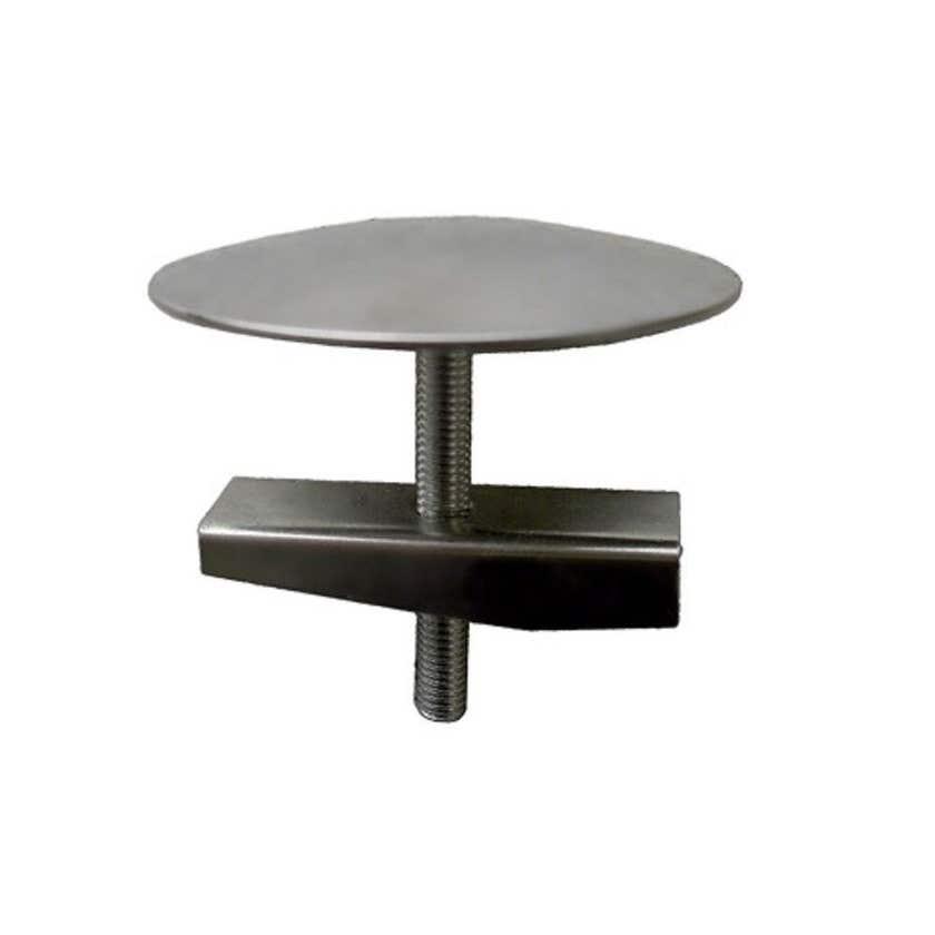 Mildon Sink Button Stainless Steel Chrome