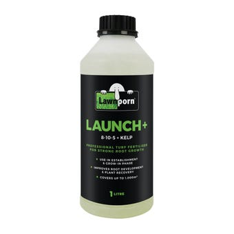 Lawn Porn Fertiliser Launch Plus 1L