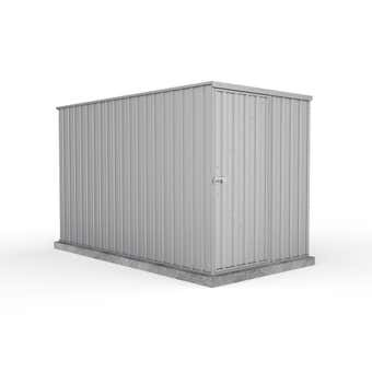 Absco Basic Shed 1.52 x 3.00 x 1.80m