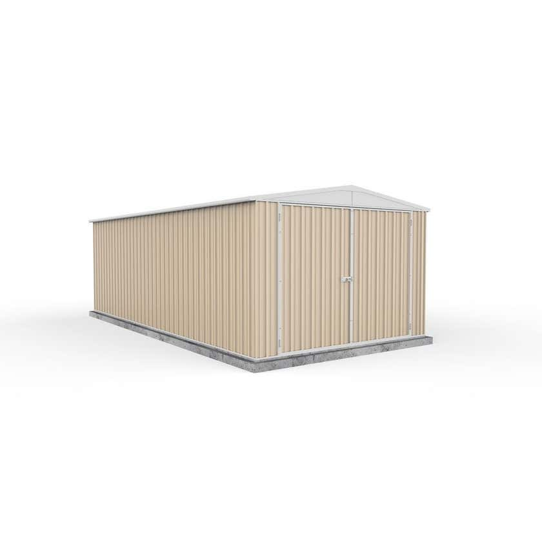 Absco Utility Shed 3.00 x 5.96 x 2.06m