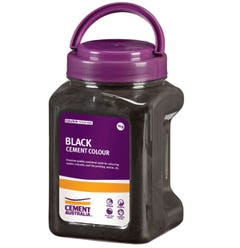 Cement Australia Oxide Colouring Black 1kg