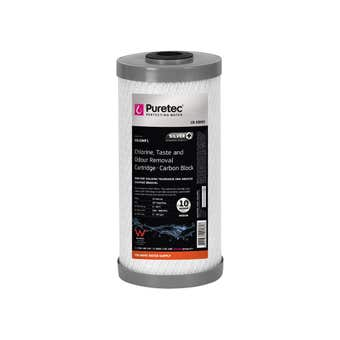 Carbon Block Water Filter Cartridge 10 Inch