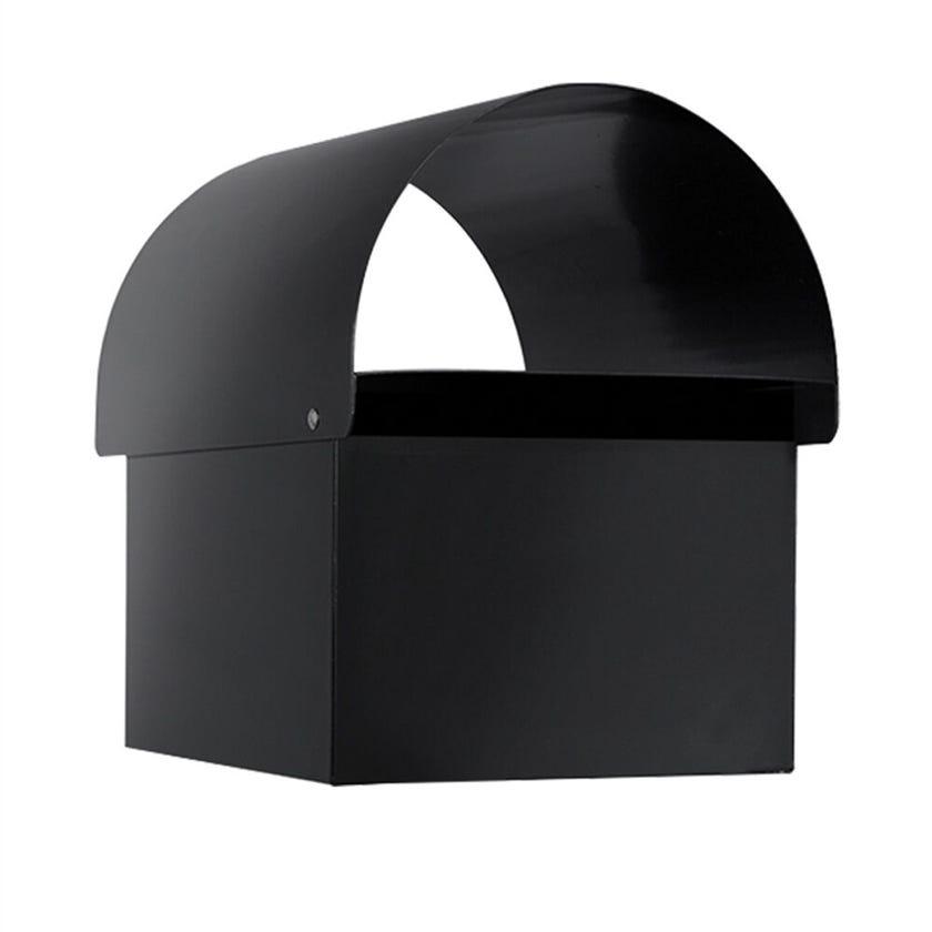 Sandleford Hilltop Letterbox Black
