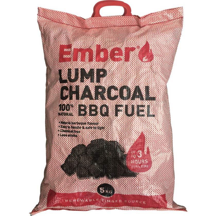 Ember Lump Charcoal 5kg