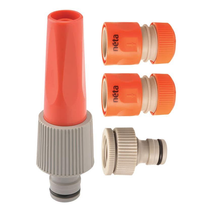 Neta 18mm Watering Nozzle Set - Plastic