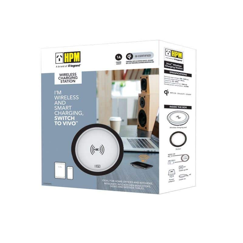 HPM Wireless Charging Pad