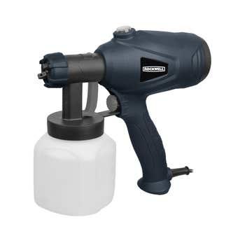 Rockwell 350W Spray Paint Gun