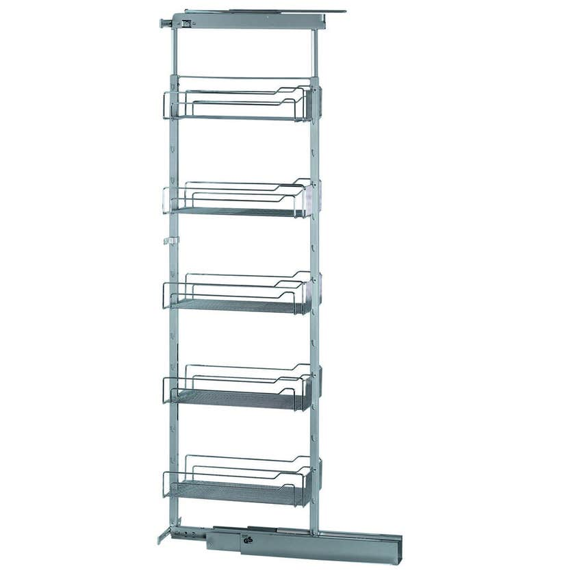 Kessebohmer Pull Out Pantry Frame & Baskets 300mm