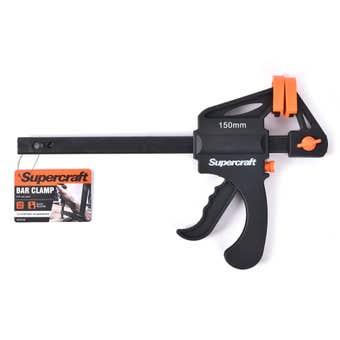 Supercraft Bar Clamp 150mm