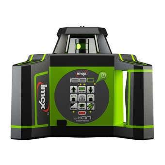Imex Green Beam Rotating Laser I88G