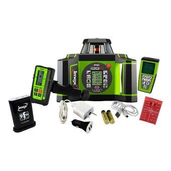 Imex Rotating Dual Grade Laser Level I99R