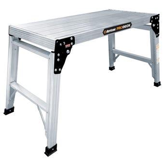 Hurricane™ Multi Height Work Platform 150kg Industrial