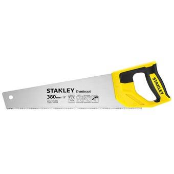 Stanley Tradecut Handsaw 380mm