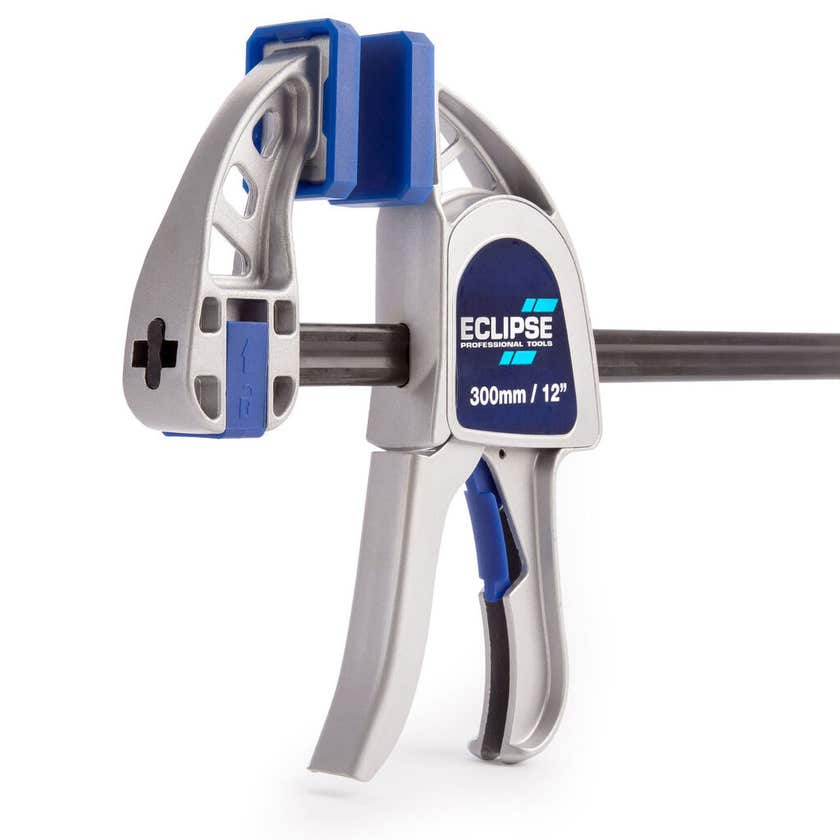 Eclipse One Handed Bar Clamp Heavy Duty 300kg 300mm