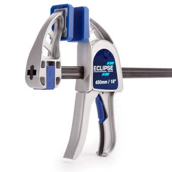 Eclipse One Handed Bar Clamp Heavy Duty 300kg 450mm
