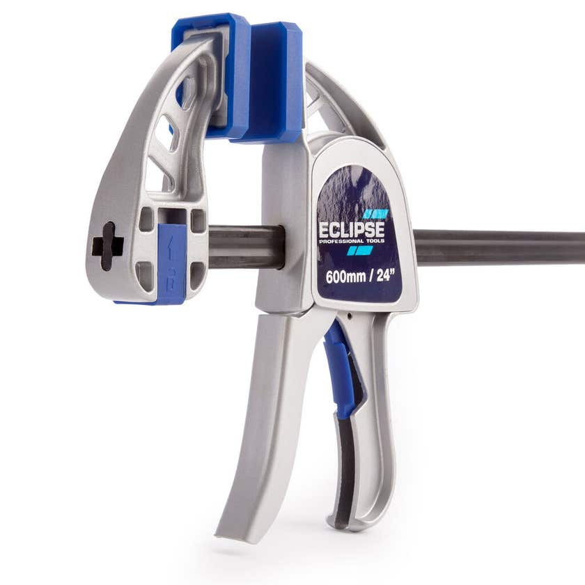 Eclipse One Handed Bar Clamp Heavy Duty 300kg 600mm
