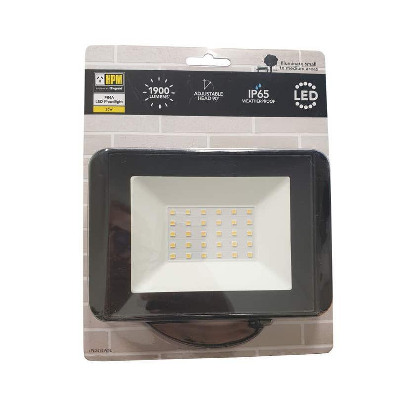 HPM Fina LED Floodlight Slim 15W