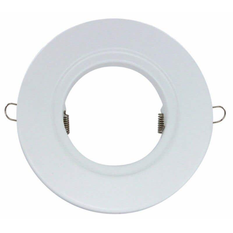 HPM Downlight Extension Plate White 150mm