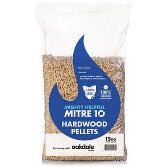 Hardwood Pellets 15kg