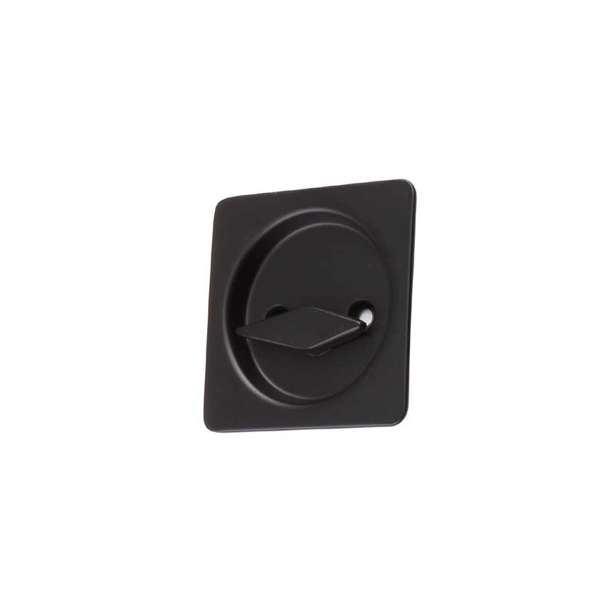 Lane Privacy Upgrade Cavity Slider Square Matte Black