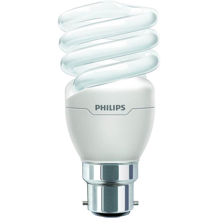 Philips Tornado Globe CFL 15W BC Cool Daylight