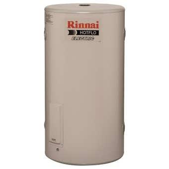 Rinnai Hotflo Single Element Electric Hot Water Storage Tank Soft Water 3.6kW 80L