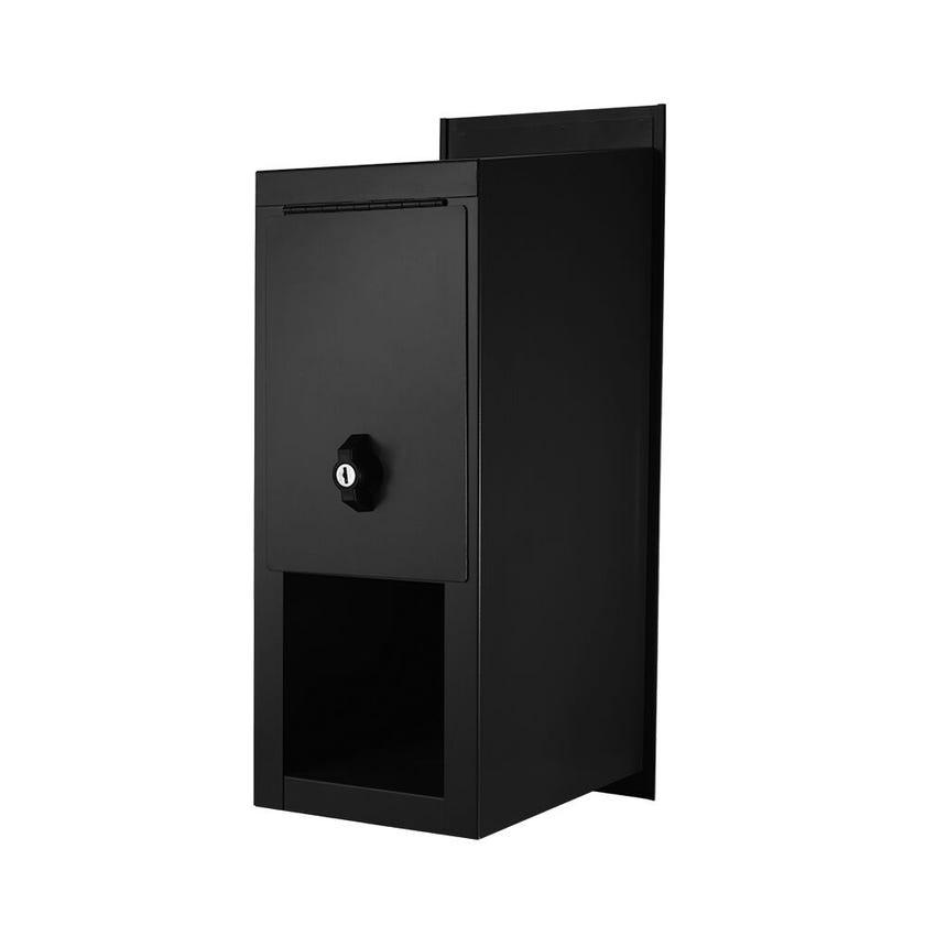 Sandleford Highlander Letterbox Black