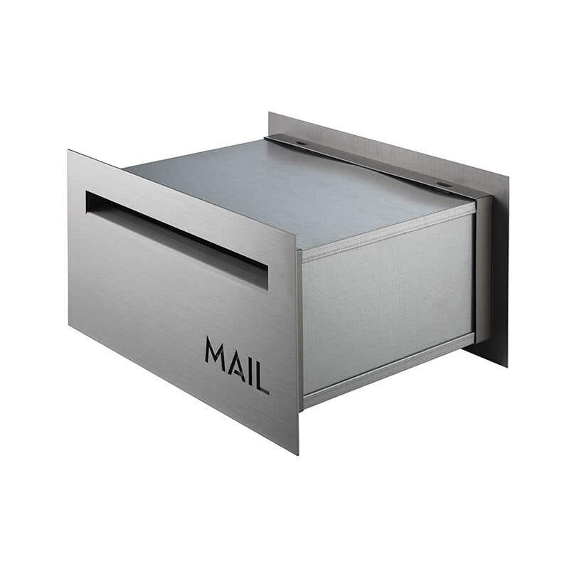 Sandleford Astro Rear Opening Letterbox