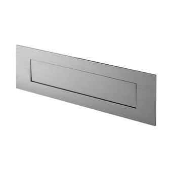 Sandleford Letter Plate Stainless Steel