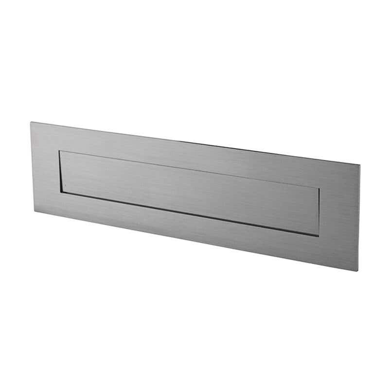 Sandleford Stainless Steel Letter Plate 300mm
