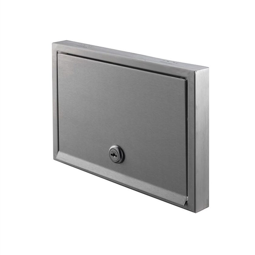 Sandleford Allora Rear Opening Letterbox