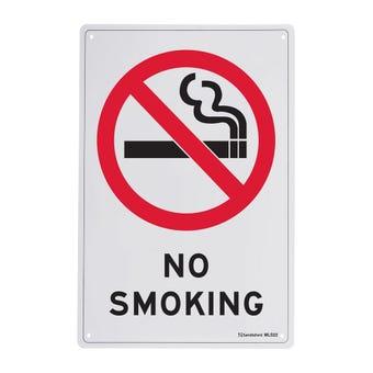 Sandleford No Smoking Sign