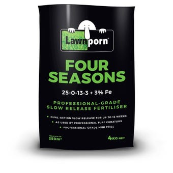 Lawn Porn Four Seasons Slow Release Fertiliser 4kg