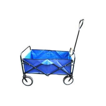 Greenleaf Folding Cart Blue
