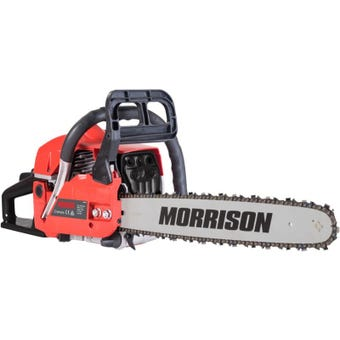 Morrison Petrol Chainsaw MCS45E 45cc 2 Stroke