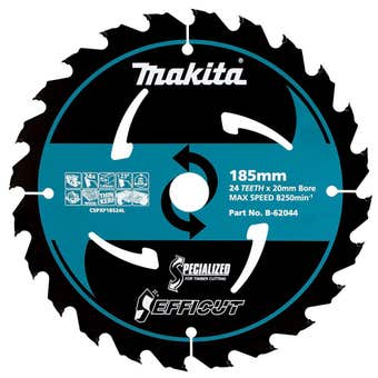 Makita Efficut Timber Circular Saw Blade