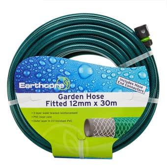 Earthcore Garden Hose 12mm x 30m