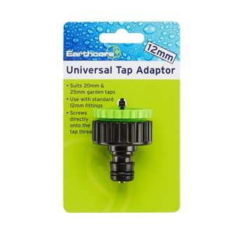 Earthcore Universal Tap Adaptor 12mm