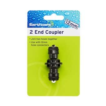 Earthcore 2 End Hose Coupler 12mm